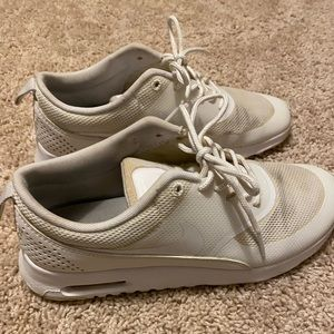 Old Nike tennis shoes